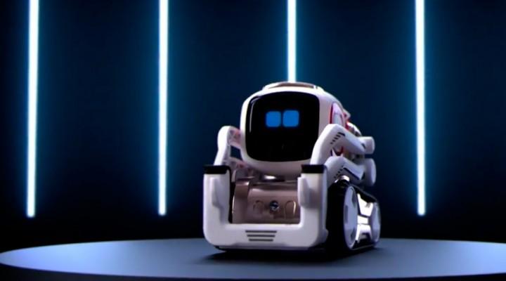 Cozmo, un robot que expresa emociones