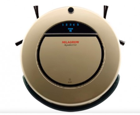 Milagrow Aguabot 5.0 robot aspirador