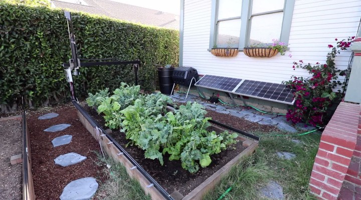 Farmbot, el robot granjero