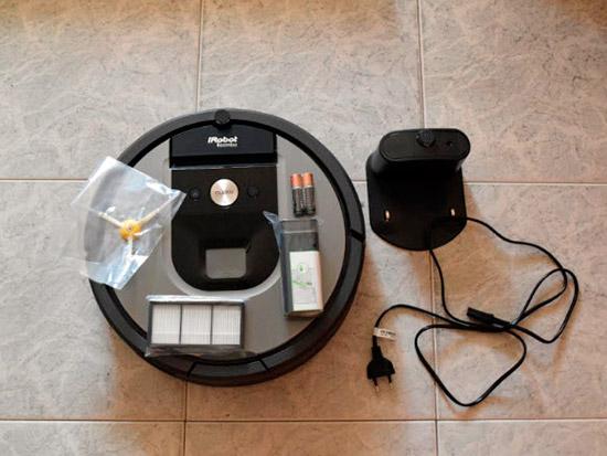 irobot roomba 960 accesorios