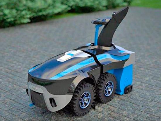 robot multitarea kobi