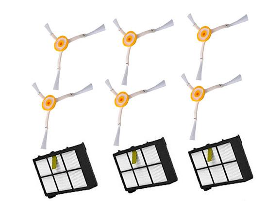 accesorios elegir un robot aspirador