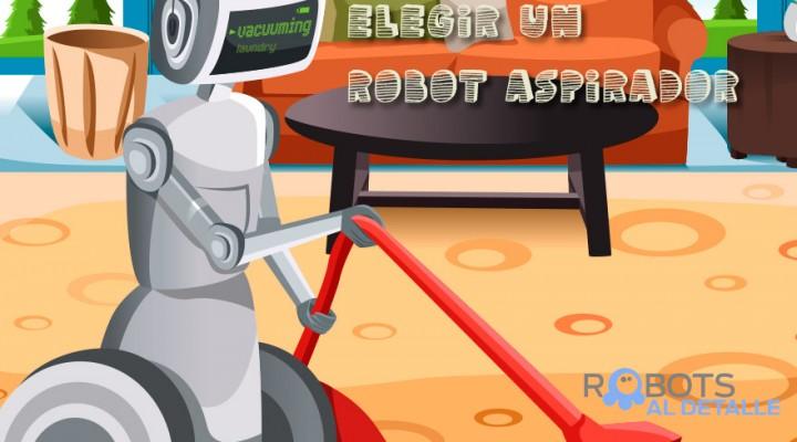 ¿Cómo elegir un robot aspirador?