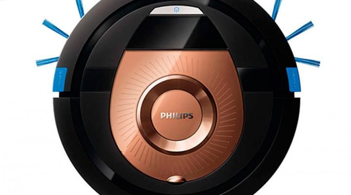 Robot Philips Smartpro Compact: novedades