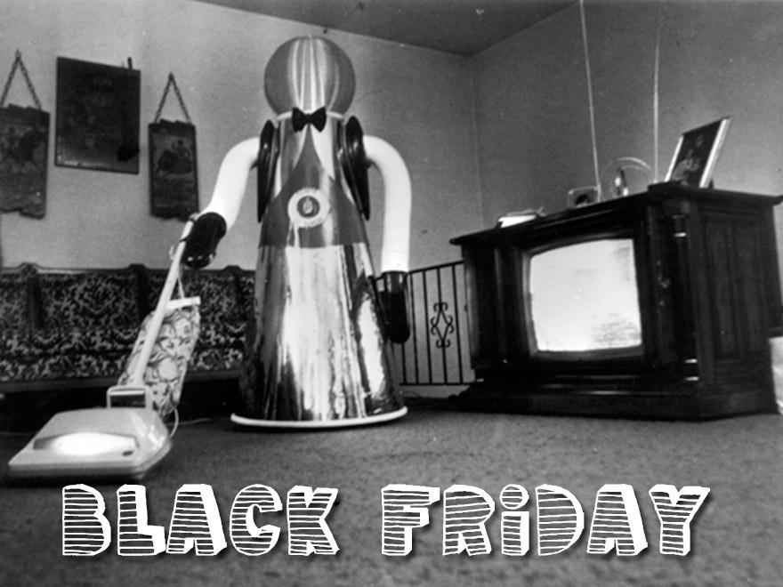 5 robots domésticos que no debes dejar escapar el Black Friday