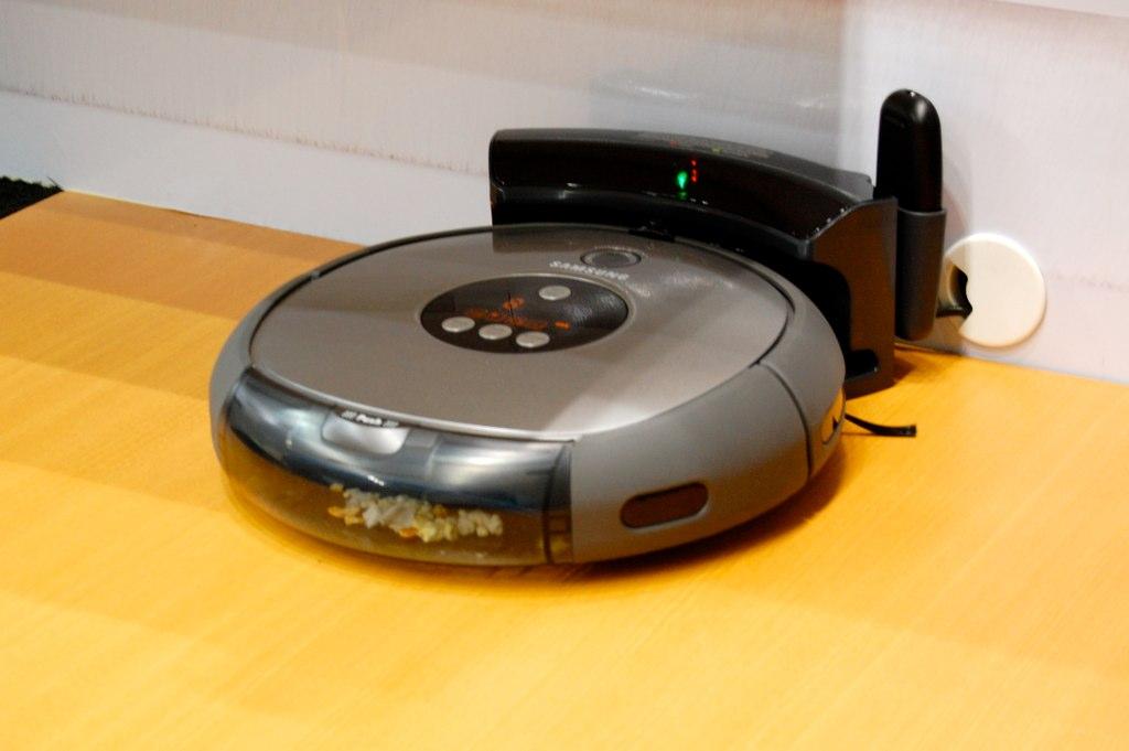 Por qué elegir un robot Aspirador