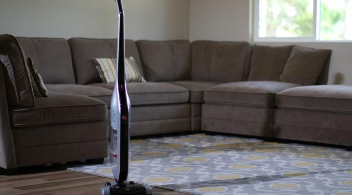 Robot aspirador vs escoba sin cables