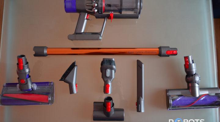 Aspirador sin cables Dyson V10 Absolute