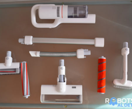 Aspirador sin cables Roidmi F8 Storm