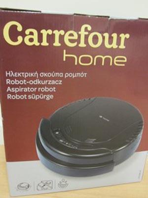 carrefour home aspirador robot