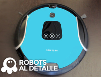 Review Samsung Navibot Corner Clean